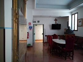 Рим, лобби 2