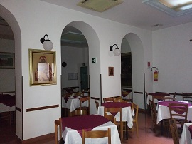 Рим, ресторан